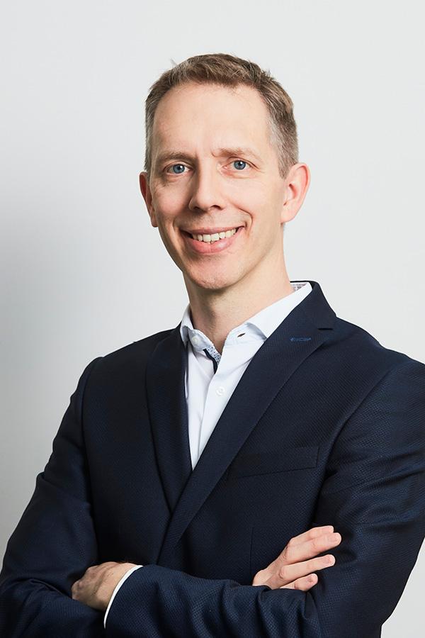 Bernd Spiess Portrait